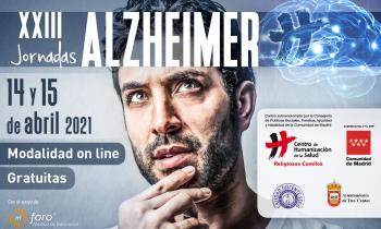 Abierta la inscripción en las XXIII Jornadas de Alzheimer del CEHS