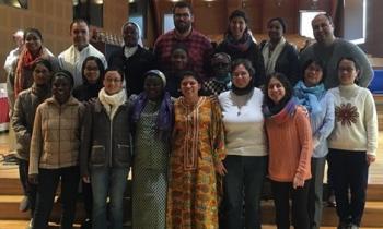 Foto cierre curso misioneros