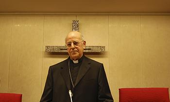 Cardenal Blázquez reelegido presidente CEE