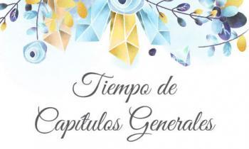 Tiempo de Capítulos Generales.