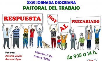 Jornada de Pastoral del Trabajo en Madrid