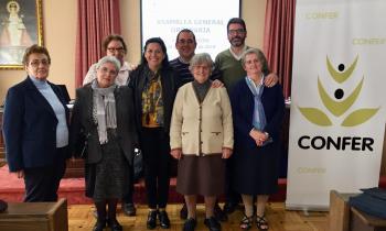 Celebración de la Asamblea Anual de CONFER Oviedo