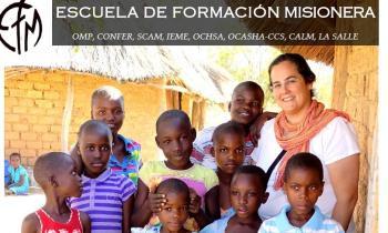 Apúntate al XXXI Curso de Formación Misionera online
