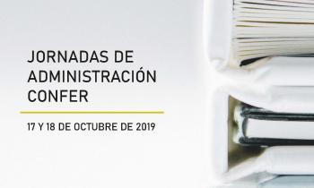 Jornadas Administración Oct 2019