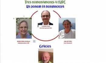 Nuevos nombramiento en la URC