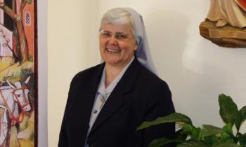Hermanas Hospitalarias presentan a la Superiora General, encargada de dirigir y animar la Congregación  durante el periodo 2018 – 2024.
