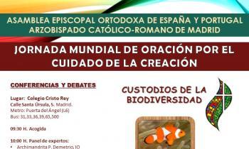 Ortodoxos y Católicos por la Custodia de la Biodiversidad