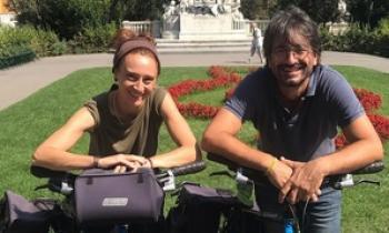 Foto David y Marité