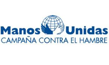 Logo Manos Unidas