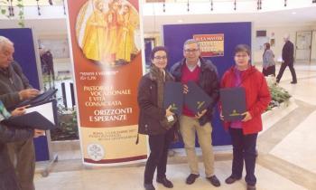 La CONFER, presente en el Congreso sobre Pastoral Vocacional y Vida Consagrada organizado por la Congregación para los Institutos de Vida Consagrada y Sociedades de Vida Apostólica en Roma