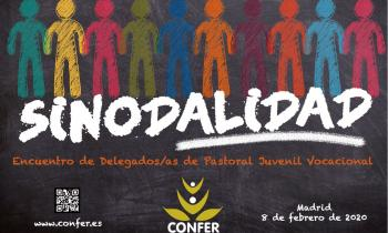 Cartel del Encuentro de Delegados de PJV
