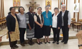 Foto Gobierno Agustinas Misioneras
