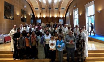 Multitudinaria fiesta del Patrono de las Misiones en Javier.