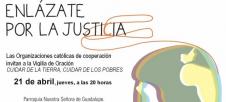 Vigilia Enlazate por la Justicia 2016