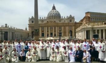 Foto Capítulo Trinitarios