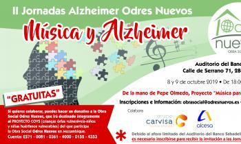 II Jornadas Alzheimer