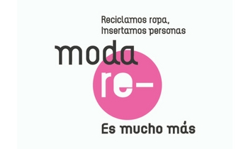 Cáritas Española lanza moda re-, un proyecto de reciclado textil con criterios éticos para insertar personas