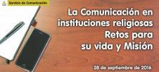 Jornada Comunicación Institucional 28 de septiembre