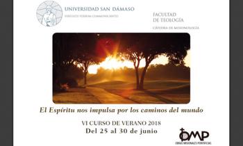 La Universidad San Dámaso organiza la IV edición de su curso de verano dedicado a misiones