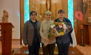 Nuevo Gobierno Provincial para la Provincia Europa de las Hermanas de Nuestra Señora de la Consolación