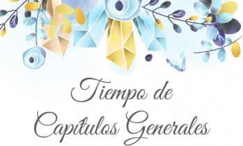Capítulo General de las Misioneras de la Inmaculada Concepción.