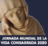 Materiales Jornada Mundial Vida Consagrada 2020