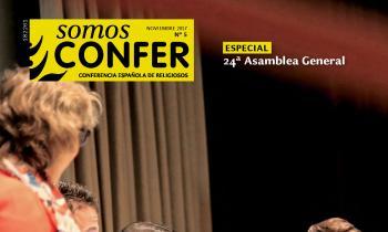 Especial XXIV Asamblea General de CONFER en el último número de SomosCONFER, ya disponible en la web