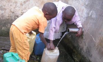 Foto Día Mundial del Agua