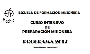 Escuela Formación Misionera 2017