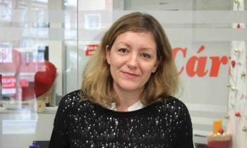 Natalia Peiro, nueva secretaria general de Cáritas Española