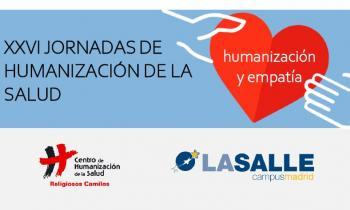 El Centro San Camilo organiza las XXVI Jornadas de Humanización de la Salud