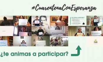 #CuarentenaConEsperanza