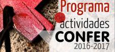 Portada programa de actividades 2016-2017
