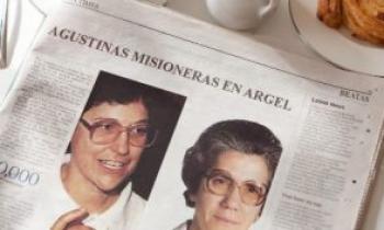 Beatificación de las Misioneras Esther Paniagua y Caridad Álvarez
