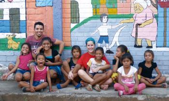 Voluntariado internacional de larga duración