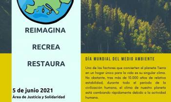 Día Mundial Medio Ambiente 2021