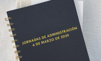 Jornada de Administración 6 Marzo 2020