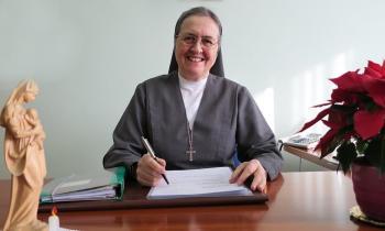 S. Chiara Cazzuola ha sido elegida Madre General del Instituto de las Hijas de María Auxiliadora