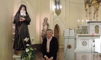La XX Congregación General de las Esclavas del Sagrado Corazón de Jesús elige a la H. Rosario Fernández-Villarán como Superiora General