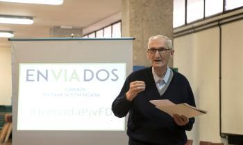 Fallece en Pamplona el P. Cándido Ániz Iriarte