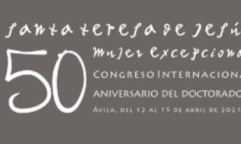 Se cumplen 50 años de la proclamación de Sta. Teresa de Jesús de Ávila como Doctora de la Iglesia Católica