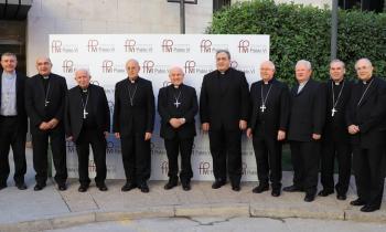 """Congreso """"La Iglesia en la Sociedad Democrática"""""""
