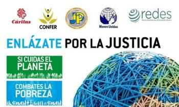 Día del Medio Ambiente: Políticas activas para revertir el cambio climático. La campaña «Si Cuidas el Planeta, Combates la Pobreza» reclama la movilización global ante la celebración en Polonia de la COP24.