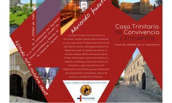 """Casa Trinitaria de convivencia y encuentro """"Nuestra Señora de la Fuensanta"""""""