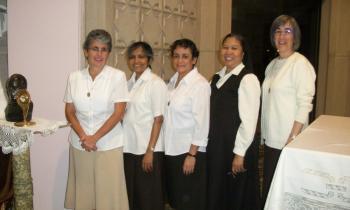 XXI Capítulo General de la Congregación de Carmelitas Misioneras