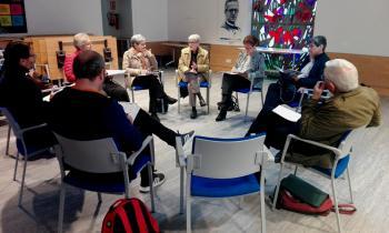 Jornada de Reflexión de la Misión Compartida para Superiores Mayores
