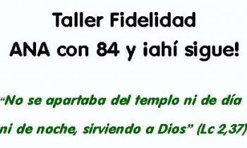 Taller Fidelidad