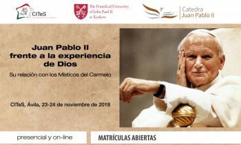 Cátedra Juan Pablo II en Ávila