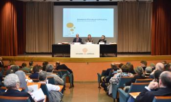 Foto Asamblea Escuelas Católicas