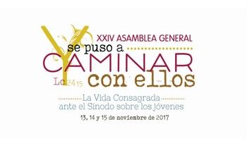 La XXIV Asamblea General de la CONFER se celebrará los días 13, 14 y 15 de noviembre, con el título